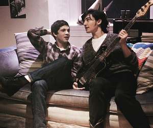 logan lerman, ezra miller, and the perks of being a wallflower image