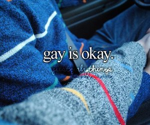 gay, love, and quote image