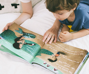 book, kids, and cute image
