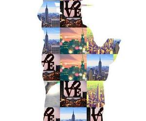 Dream, happiness, and new york image