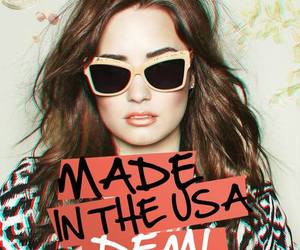 demi lovato, demi, and usa image
