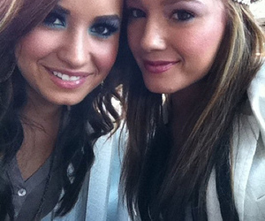 demi lovato and dallas lovato image