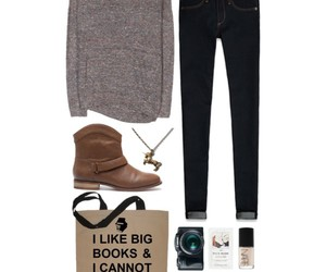 ankle boots, autumn, and boots image