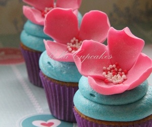 colors, cupcakes, and perfect image