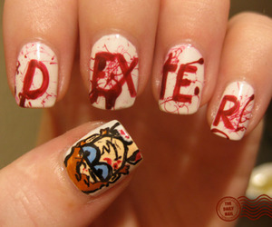 Dexter and nails image
