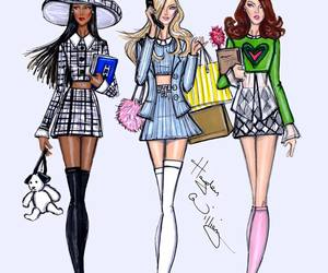 Clueless, hayden williams, and drawing image