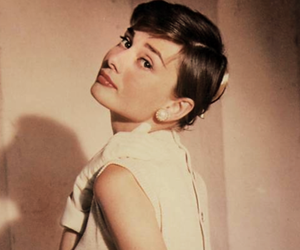 :), audrey, and beautiful image