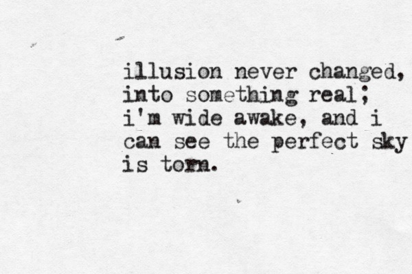 torn, illusion, and quote image