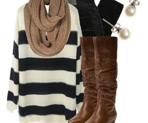 fashion, boots, and clothes image