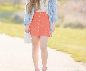 clothes, fashion girl, and korea fashion image