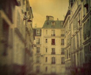 city, france, and lensbaby image