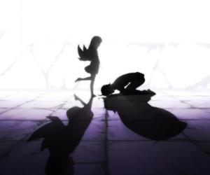 anime, nisemonogatari, and manga image
