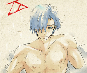 anime, boy, and kamina image