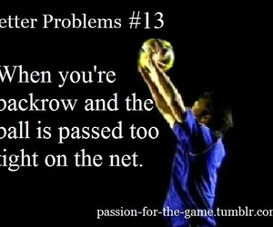 volley, volleyball, and setter problems image