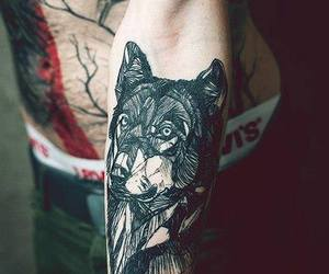ink, modification, and tatto image