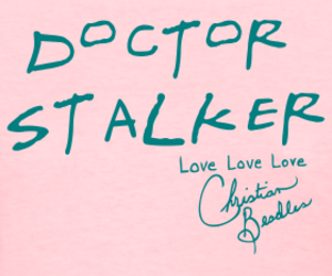 pink, christian beadles, and docter stalker image