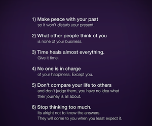 life, rules, and quotes image
