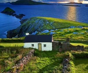 ireland, green, and nature image
