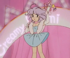pink, クリーミーマミ, and creamy mami image