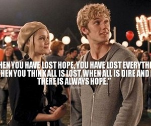 alex pettyfer, couple, and hope image