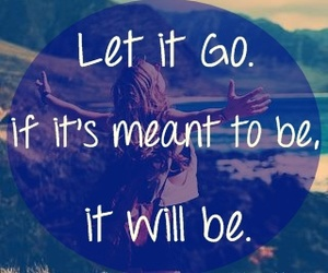 girl, let go, and let it go image