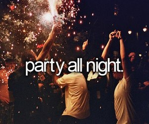party all night image