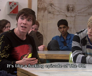 skins, chris, and maxxie image
