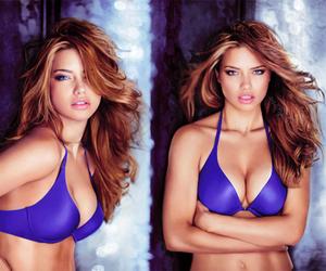 Adriana Lima, Victoria's Secret, and model image