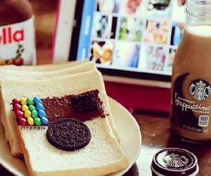 nutella, instagram, and oreo image