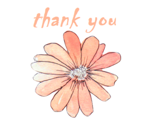 flower, pink, and words image