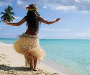 dance, hobbie, and tahiti image