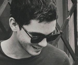 logan lerman, boy, and smile image