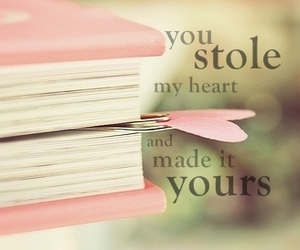 heart, pink, and text image