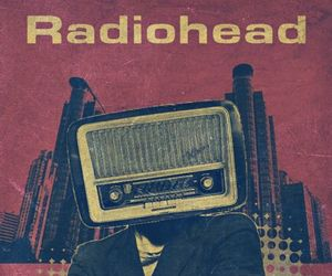 radiohead, band, and music image