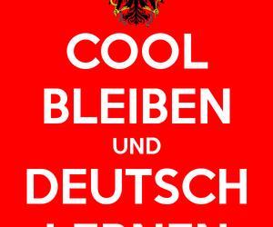 deutsch, cool, and deutsch lernen image