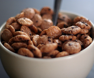 food, chocolate, and cereal image