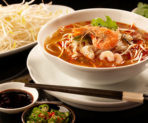 asia, delicious, and food image