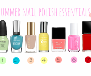 beauty, polish, and essentials image