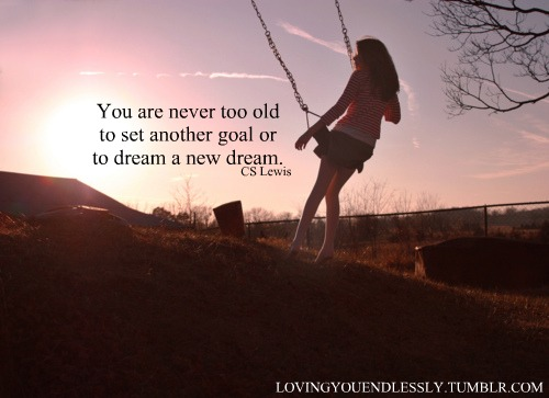 cs lewis, goals, and swing image