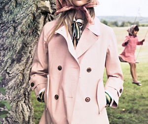model, fashion, and Sasha Pivovarova image