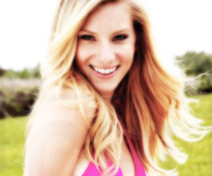 glee, icons, and heather morris image