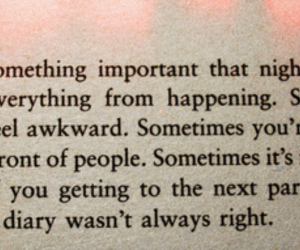 quote, awkward, and life image