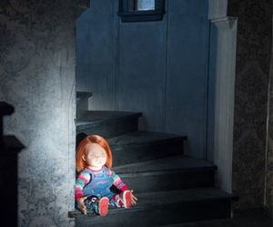 Chucky and doll image