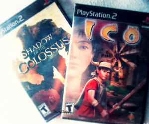 ico, Shadow of the Colossus, and video games image
