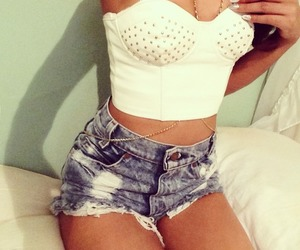body, fashion, and summer image