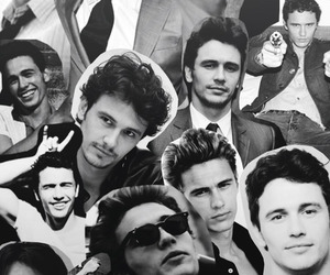 james franco and Collage image