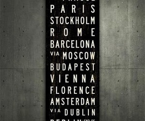 berlin, paris, and amsterdam image