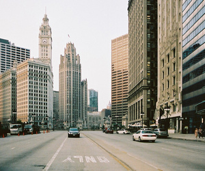 city, photography, and car image