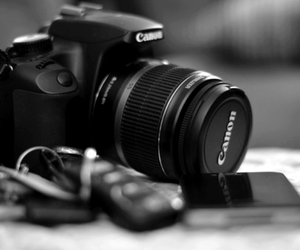 canon, photography, and camera image
