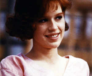 80s, girl, and Molly Ringwald image